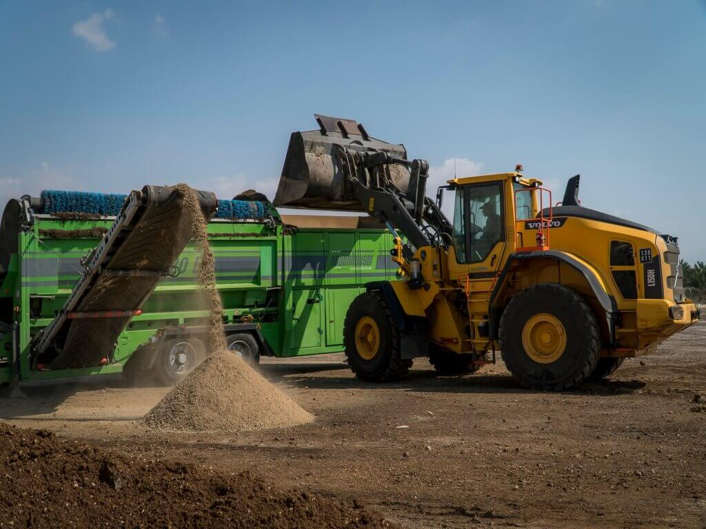 שיקום קרקעות מזוהמות בטכנולוגיה חדשנית